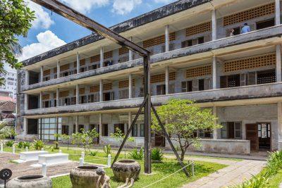 Toul Sleng Prison Museum-cambodia