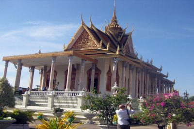 Royal Residence phnom-penh