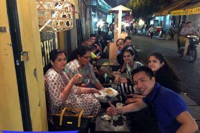 tuan le tour guide in Hanoi