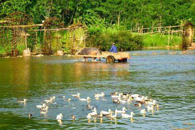 pu luong retreat tour from Hanoi
