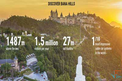 ba na tour full day with smile travel