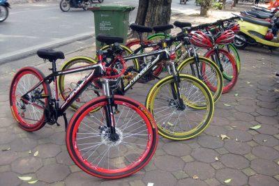 Bicycle Tour Hanoi Countryside full day