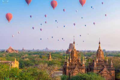 bagan-mandalay-yangon-myanmar-Smiletravel