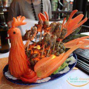 Ẩm thực cung đình Huế- Royal Dinner in Hue