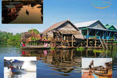 Tonle Sap Lake- Siem Reap