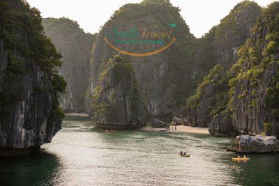 Amour Cruises Halong Bay- Lan Ha Bay
