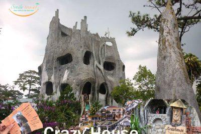 Crazy House -smile-travel